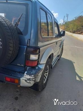 Mitsubishi in Tripoli - Pagero