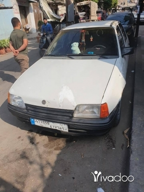 Opel in Tripoli - Opel acord model 1990