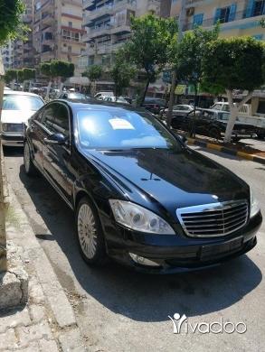 Mercedes-Benz in Tripoli - مرسيدس للبيع اس 350 انقاد المانية موديل 2009