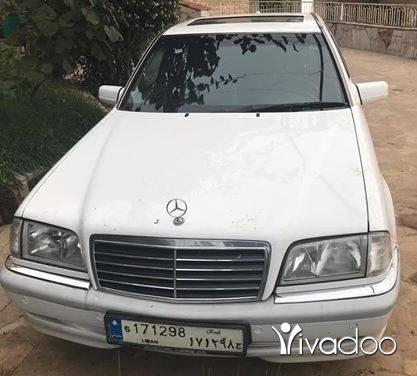 Mercedes-Benz in Kobbeh - C230/2000.امكانية الفحص بالكامل.٧٠٤٥٥٤١٤
