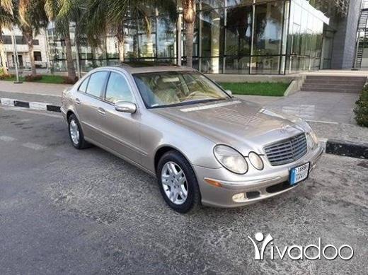 Mercedes-Benz in Beirut City - مرسيدس إيه 320 شركة جديدة