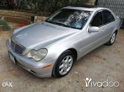 Mercedes-Benz in Jiyeh - Marceides benz