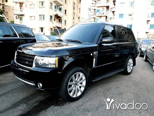 Rover in Beirut City - RANGE ROVER VOUGE 2007