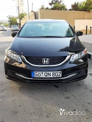 Honda in Port of Beirut - HONDA CIVIC SE 2015