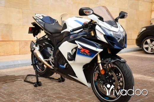 Baotian in Beirut City - Gsxr 1000cc 2013 Limited Edition