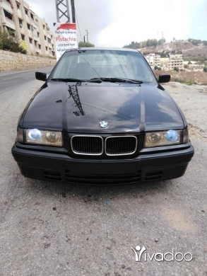 BMW in Nabatyeh - Boy. 318.
