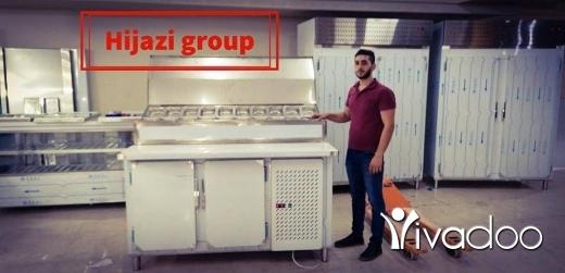 Other in Saida - براد بيتزا ستانلس حسب الطلب