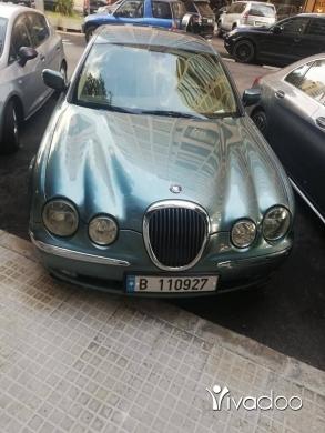 Jaguar in Beirut City - jaguar s type 1999