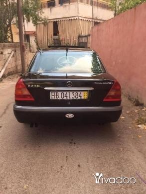 Mercedes-Benz in Saida - مرسيدس c 230