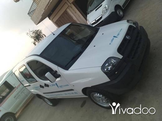 Fiat in Tripoli - Fiat doblo