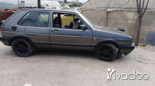 Volkswagen in Zouk Mikaël - جولف ٢ موديل ٨٦ منول انقاظ