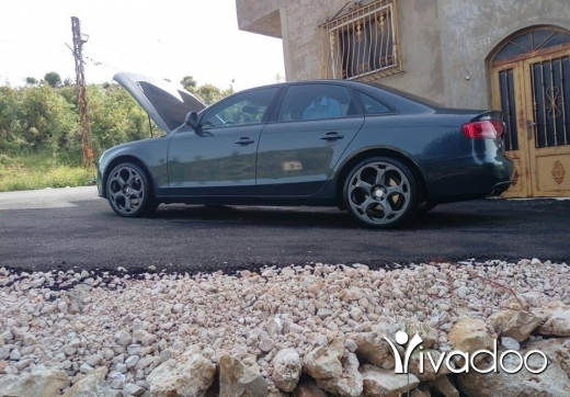 Audi in Sour - ممكن التبديل على سيارة صغيرة مناسبة