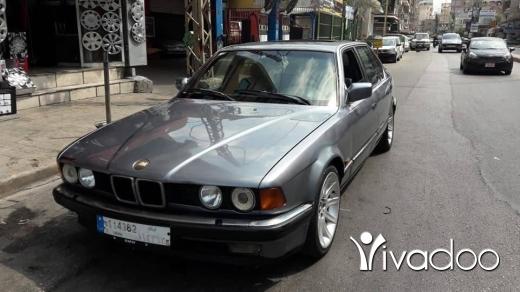 BMW in Baalback - بام بومي