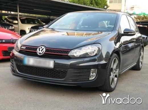 Volkswagen in Beirut City - 2010 GTI MK6 / Clean carfax