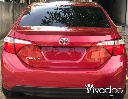Toyota in Hasbiah - Corrolla S Type mod 2014 agnabeye.امكانية الفحص بالكامل.٧٠٤٥٥٤١٤