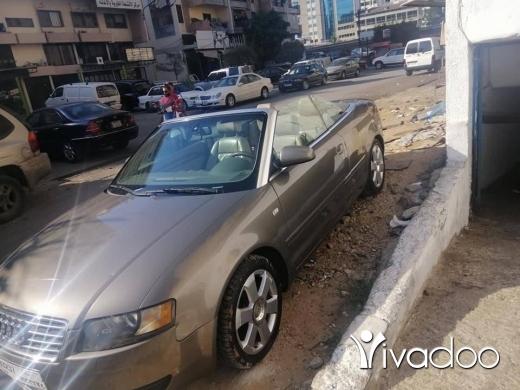Audi in Tripoli - Audi a4 turbo 4 cylander
