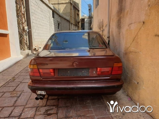 BMW in Sarafande - ب أم ٥٣٥