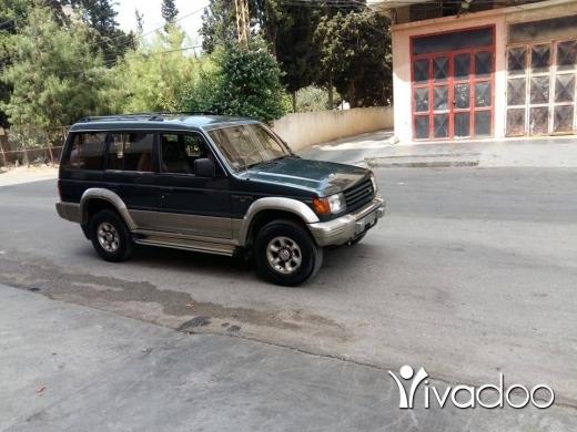 Mitsubishi in Al Beddaoui - باجارو 94