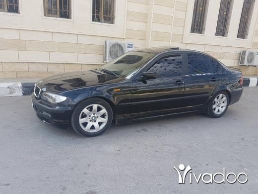 BMW in Sour - New boy 325 model 2002