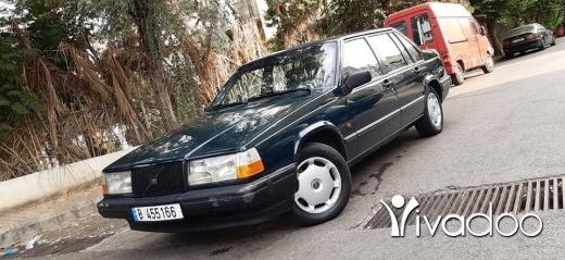 Volvo in Ain el-Remmaneh - Volvo 940 Turbo