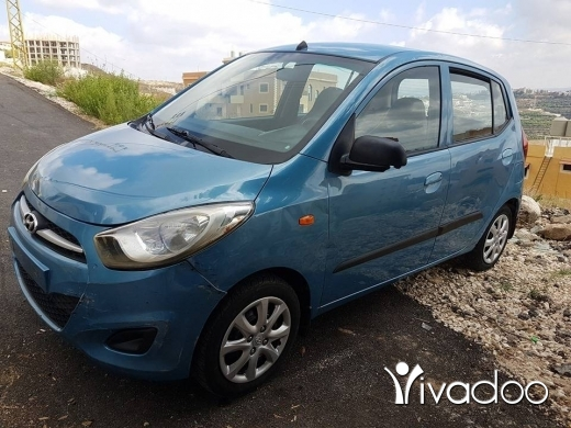 Hyundai in Sour - i10