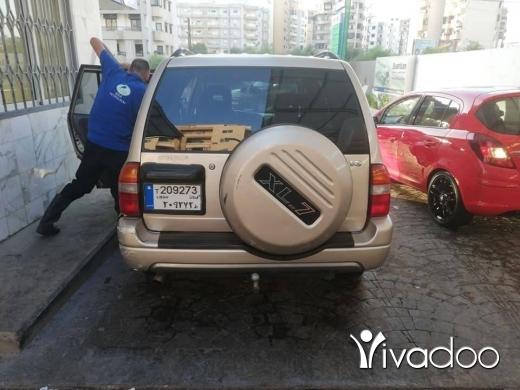 Suzuki in Tripoli - جيب سوزوكي xl7سبعة ركاب ٦ سيلندر