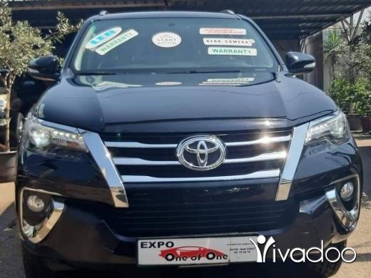 Toyota in Beirut City - Toyota Fortuner v6 full