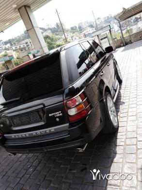 Rover in Nahr Ibrahim - Range sportt 2006