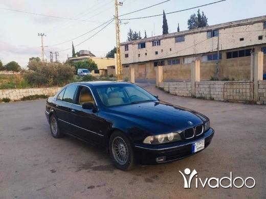 BMW in Port of Beirut - Bmw 528 modeel 2000