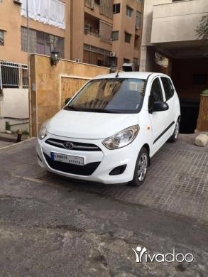 Hyundai in Beirut City - I10 2016