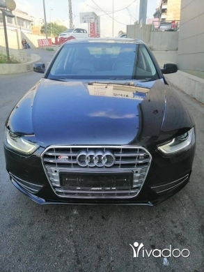 Audi in Beirut City - Audi A4