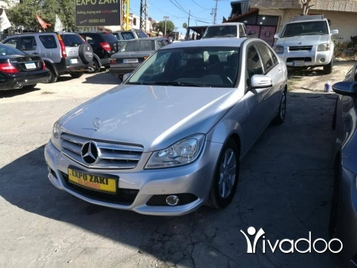 Mercedes-Benz in Port of Beirut - Mercedes c180 mod 2012