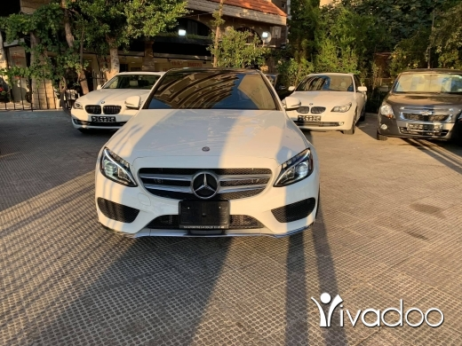 Mercedes-Benz in Beirut City - Mercedes benz c300 2015