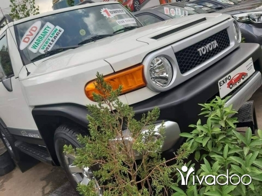 Toyota in Beirut City - Toyota FJ cruiser 2017