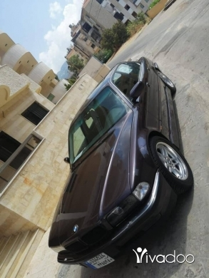 BMW in Beirut City - BMW E38 1996
