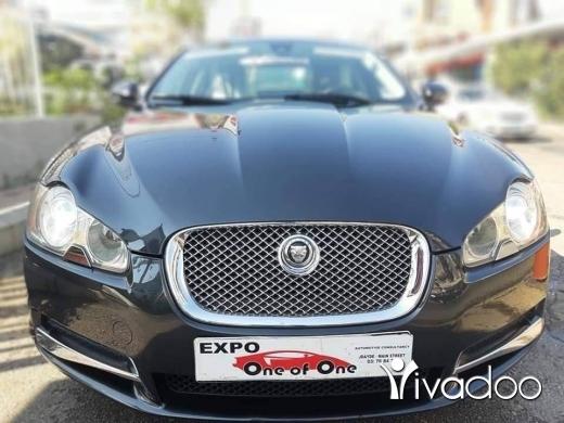 Jaguar in Beirut City - Jaguar XF 2011