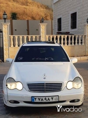 Mercedes-Benz in Saida - Marcedes Benz Cy 240 2002 cleen Carfax made in Germeny