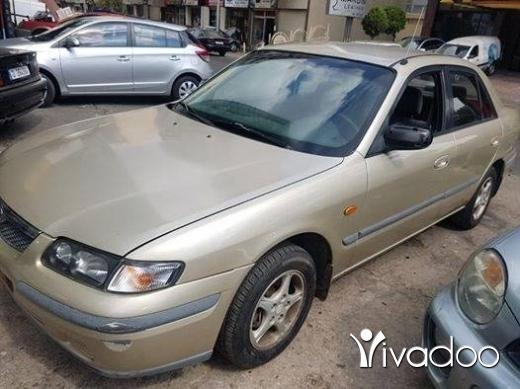 Mazda in Jal el-Dib - Mazda 626 mod 98 full options