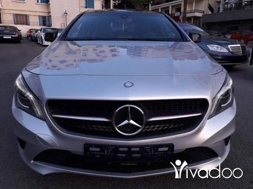 Mercedes-Benz in Beirut City - Mercedes CLA 250 2014