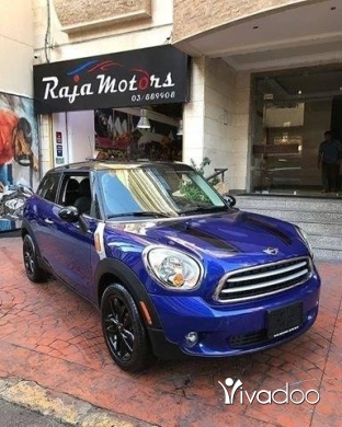 Mini in Beirut City - Mini Cooper Paceman 2013
