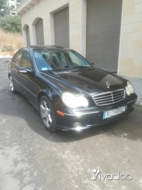 Mercedes-Benz in Nabatyeh - Mercedes C230 kompressor 2005