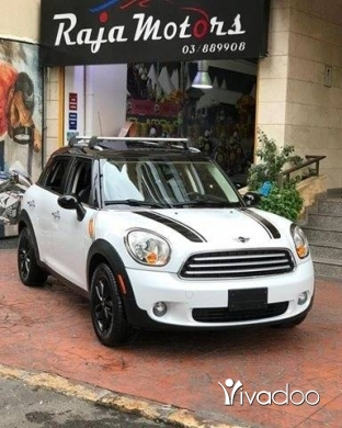 Mini in Beirut City - Mini Cooper Countryman 2011
