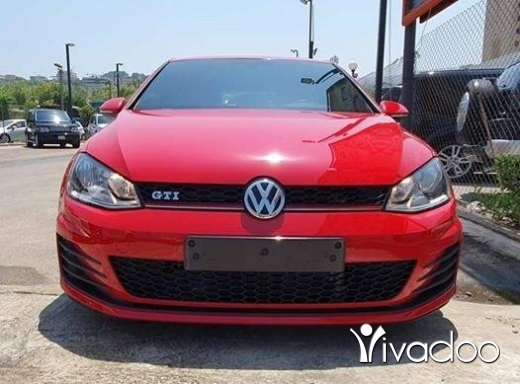 Volkswagen in Beirut City - 2015 GTI MK7 / like new / low mileage / Original paint / 41,000km only