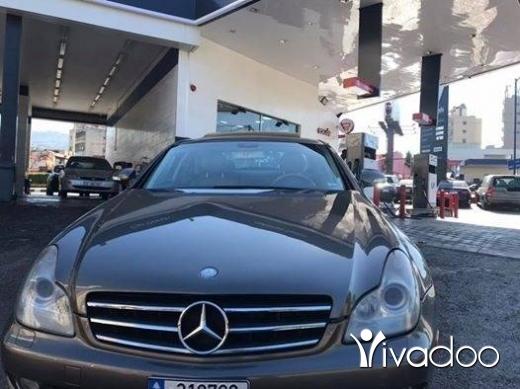 Mercedes-Benz in Beirut City - 2006/LOOK