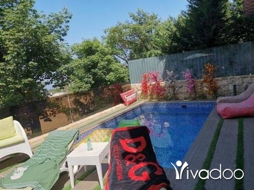 Apartments in Baabda - للبيع فيلا في الجمهور ٤٥٠ م مفروشة + ٦٠٠ م ارض بناء حديث فخم جدا تل 81894144