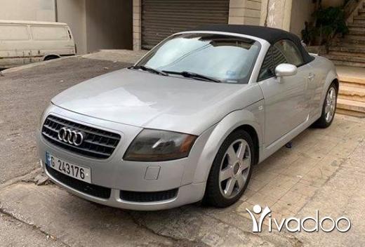 Audi in Beirut City - Audi TT
