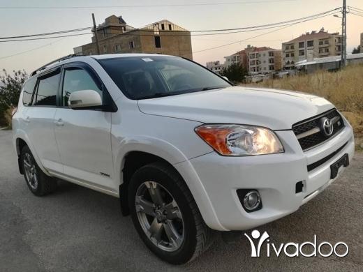 Toyota in Zahleh - رافور 2012 مفول زوايد