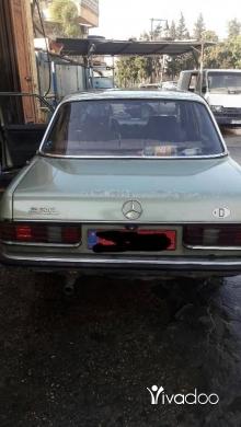 Mercedes-Benz in Tripoli - مرسيدس لف مازوت 240