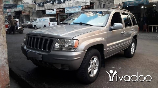 Jeep in Aldibbiyeh - Grand Cherokee 2000