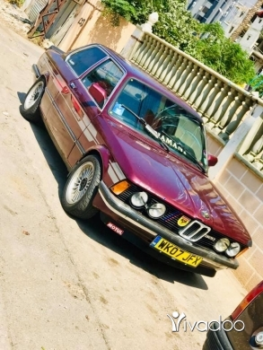 BMW in Mina - Bmw e21 za3ra moter 316